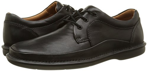 Edge Scarpe Black Uomo Stringate Clarks Butleigh Nero Leather UK7 5qETpxFwx6