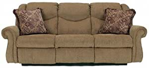Signature Design by Ashley McElroy Topaz Reclining Sofa