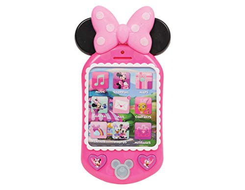 Minnie Mouse Why Hello! Cell Phone