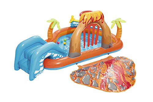 (Bestway Lava Play Center Inflatable Play Center)