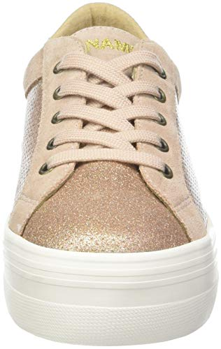 suede Name Star Rose No Plato poudre pink Femme Bridge 02 Baskets All OXqqdIw