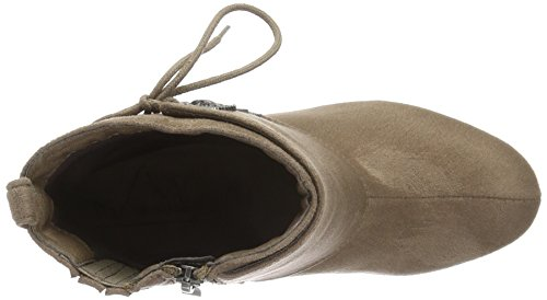 Ankle Taupe 066 Beige Boots 066 Hirschkogel Women's 3612711 wCPqESU