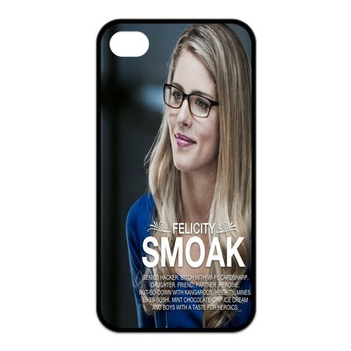 Fashionable Personalized Arrow iPhone 4 & iPhone 4S Case Protective Hard TPU Rubber Textured Silicone iPhone 4 Cases Cover -KarenkCase