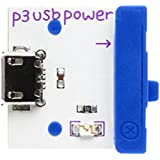 littleBits 電子工作 モジュール BITS MODULES P3 USB POWER USBパワー 電源供給