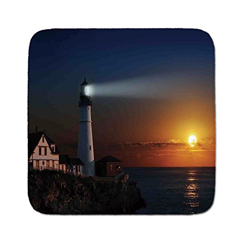 Cozy Seat Protector Pads Cushion Area Rug,Lighthouse for sale  Delivered anywhere in Canada