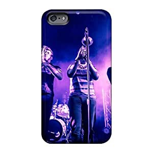 Perfect Hard Cell-phone Cases For Iphone 6 (FZH3549wmqD) Customized Colorful Breaking Benjamin Image