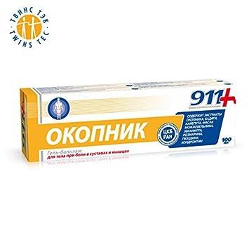 911-mit Chondroitin Gel-Balsam für Gelenke 100ml