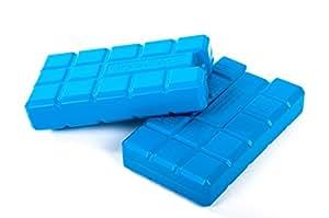 Novia Conna Acumulador Frío 2x200ml Elemento Refrigerador enfriador icepack eisbox isobolsa Hielo