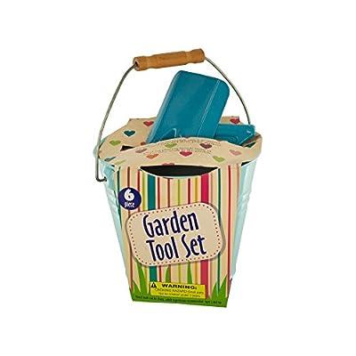 Kole Garden Tool Set in Bucket