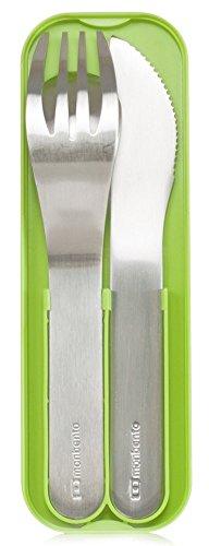 3-Pc Cutlery Set in Green