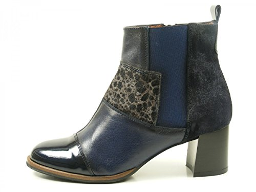 Blau Hispanitas bottines amp; CHI75974 Juliettes Ankle Boots femme bottes Cqp8a6Cw