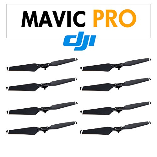 DJI Mavic 4 Pairs 8330 Quick-release Folding Propellers Black Drone Kit Remote