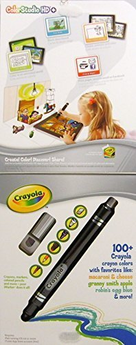 Color Studio Hd+: Marker & Crayola Color Studio App. by Crayola
