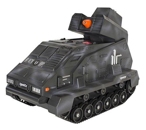 Extreme Ops Auto - Ignite Ops Seek and Destroy Justice Dealer 2.0, Black