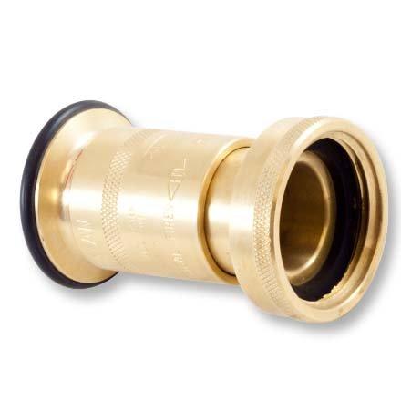 Brass 1 1/2'' Industrial Washdown Nozzle (NPSH)