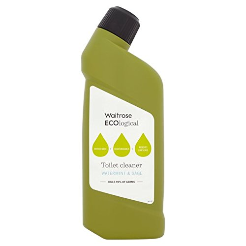 Waitrose ECOlogical Toilet Cleaner Watermint And Lily 750ml