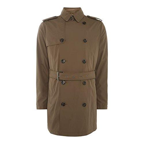 [マイケルコース] メンズ ジャケット&ブルゾン 3-in-1 Tech Trench Coat [並行輸入品] B078X9PMLL Large