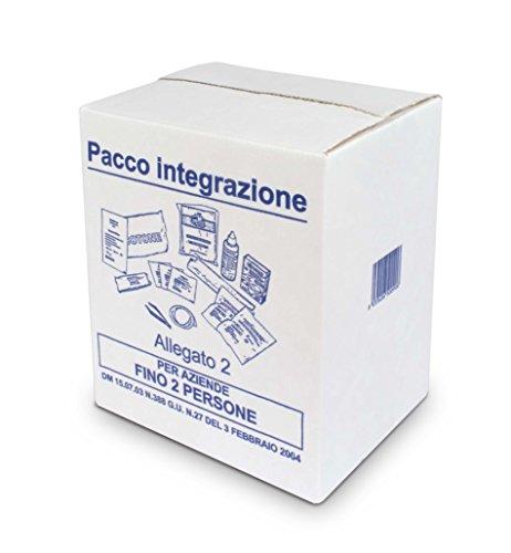 2 10 Kit Reintegro Per X Dipendenti Meno Soccorso Medica Di Pronto 10 Cassetta Allegato Aziende 3 wRXZSpqq