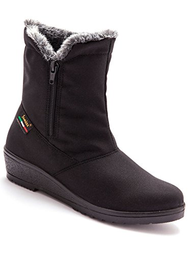 Thermovitex Noir Imperméable Samitex® Boots Dessus RIq8rxRw