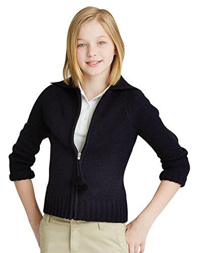 Uniform Sweater Coat - 7
