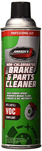 Johnsen's 2417-12PK OTC Compliant Non-Chlorinated Brake Cleaner - 14 oz, by Johnsen's