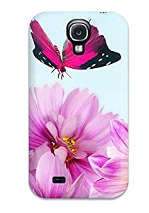 Cjzcfaf1614lbahG Anti-scratch Case Cover RonaldChadLund Protective Flower S Case For Galaxy S4