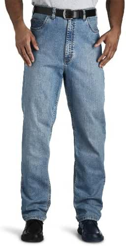 Harbor Bay Big & Tall Continuous Comfort Jeans