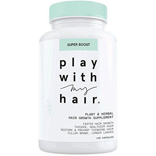 Women's Premium Hair Growth Vitamin – Faster Hair Growth. 2000% Biotin. Longer, Thicker, Healthier Hair. Reverse Thinning Hair. Safe & All Natural. Longer Lashes. DHT Blocker to Stop Hair Loss.