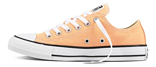 Sunset Adulte Fresh sunset Converse All Glow Baskets Mixte Orange Glow Star AU4Awxnz6