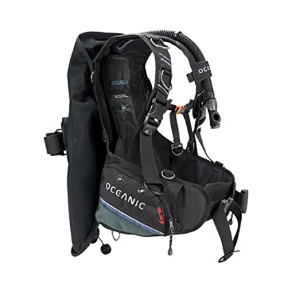 Oceanic Excursion 2 Weight Integrated Back Inflation Scuba BCD Large