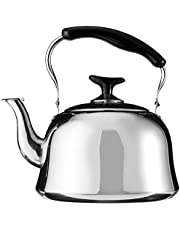 Stainless Steel Whistling Kettle 4.5L
