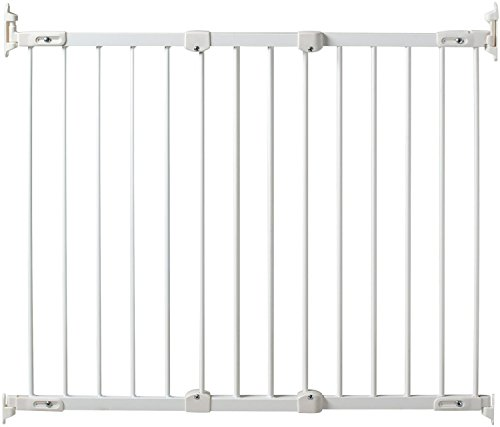 Kidco Angle Mount Safeway Safety Gate with Stairway Installation Kit,