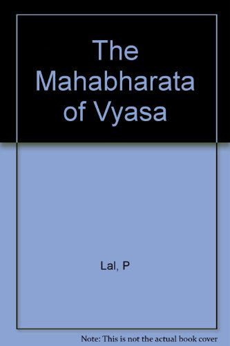 The Mahabharata of Vyasa