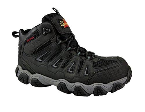 Thorogood Mens Crosstrex Series - Mid Cut Waterproof, Composite Safety Toe Hiker