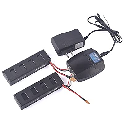 YouCute B3 1800mAh batteries