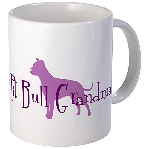 CafePress Bull Grandma Unique Coffee