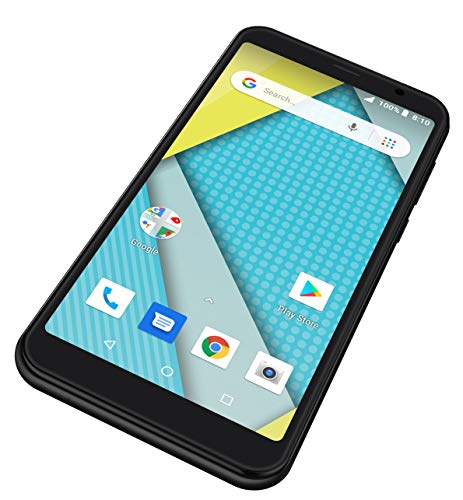 Plum Phantom 2 - Unlocked Smart Cell Phone 5 7