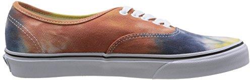 Vans U Authentic - Zapatillas unisex Multicolore (Navy/Burnt Orange)