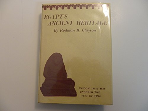 Egypt's ancient heritage, (Rosicrucian library) (Ancient Scarab Beetle Egypt)