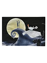 The Nightmare Before Christmas Jack Sally And Zero Pillowcase 20th Anniversary
