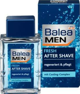 Amazon.com: Balea MEN Fresh After Shave 100 ml / 3.4 fl oz: Beauty