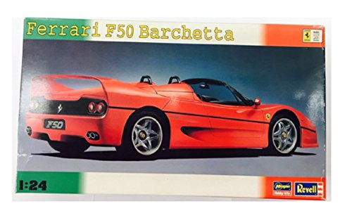 Ferrari F50 Barchetta 1/24