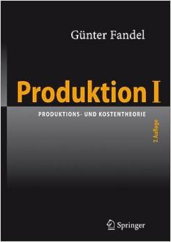 Produktion I