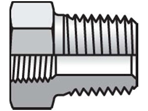Parker ISO 6149 Hex Head Plug ISO 6149 (for ISO 6149-1 Port)