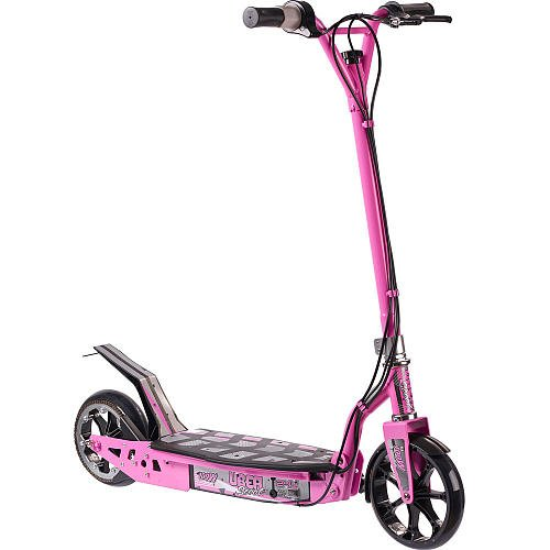 Amazon.com: uberscoot 100 W Scooter Rosa por Evo powerboards ...