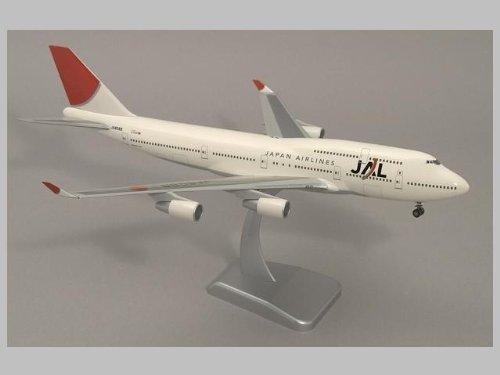 1/200 B747-400 日本航空 ダイキャスト製完成品 2360GA