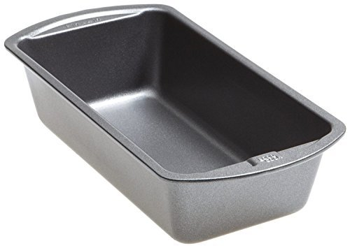 Good Cook 8 Inch x 4 Inch Loaf Pan (8 x 4 Inch (2 Pack))