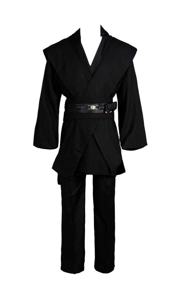 Star Wars Anakin Skywalker Cosplay Kostüm Kleidung Schwarz Version XXL B010SDLQL0 Kostüme für Erwachsene Verkauf Online-Shop     | Das hochwertigste Material