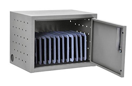 LUXOR LLTMW12-G Wall/Desk Charging Box