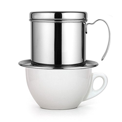 vietnamese coffee maker how to use